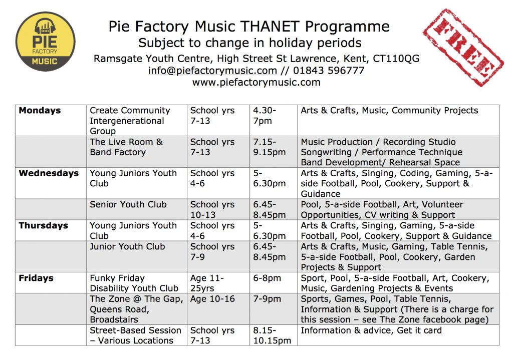 Thanet Programme Feb 2017 copy
